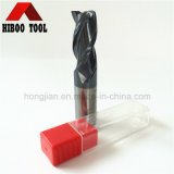 HRC55 China Carbide Slotting End Mill with 3 Flutes