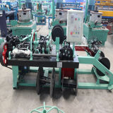 Straight and Reverse Twisted Barbed Wire Fence Machine