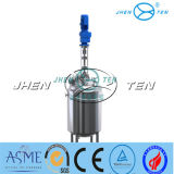 Stainless Steel Agitator Tank for Food and Beverage