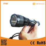 Rechargeable Powerful Flashlight Strong Light Torch