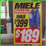 Wholesale Cheap Outdoor Custom PVC Banner, Vinyl Advertising Banner (TJ-001)