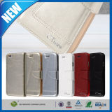 Leather Flip Wallet with Credit Card Holder Cover for iPhone6