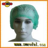 Disposable Non-Woven Medical Buffant Cap/Nurse Cap/Round Cap