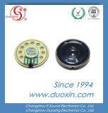 32mm 8 Ohm 0.5W Mylar Mini Speaker Dxi32n-a for Intercom
