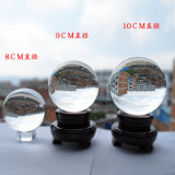Home Decoration Custom Crystal Glass Ball (KS2014003)