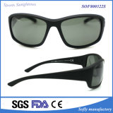 Men′s Rectangular Promotion Sports Prescription Polarized Sun Glasses with Ce