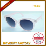 Jelly Color Frame Sunglasses for Girl China Wholesale (F15492)