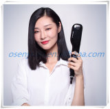 2016 Lately Design Electric Steam Hair Straightener Brush Welcome OEM