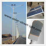40W Double Arm LED Solar Street Light for Outdoor Lighting