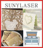 Laser Cutter 1280 Wedding Invitation Card Laser Cutting Machine