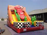 Inflatable Race Car Slide /Inflatable Slide