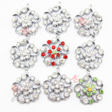 DIY Alloy Jewelry Crystal Rhinestone Crown Charms (SPE)
