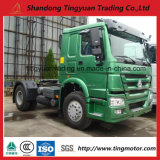 China HOWO Tractor Truck Head Tractor Truck 4X2 Trailer Head Double Axle Truck for Sale