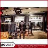 Luxury European Style Display Fixtures for Men Clothing Retail Shop