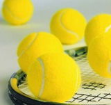 Promotional Top Quality OEM Training Tennis Ball