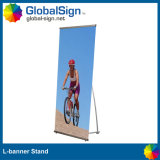 Advertising Display Stand L Banner Frame (80X180cm)