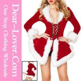 2016 Fashion Women Christmas Teddy Costume