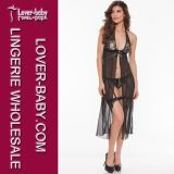 Lady Lace and Chiffon Gown Camisole&Lingerie (L5050-2)
