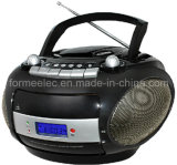 Portable CD MP3 Boombox Cassette Player