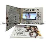 Hot 4.3inch LCD Video Greeting Card