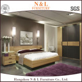 Manufacturer Environmental Modern Wooden Bedroom Furniture