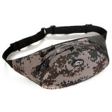 Camou Multi Function Outdoor Hiking Waist Bag for Running