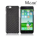 China Factory High Luxury Real Carbon Fiber Smartphone Cover for Apple iPhone 7 Plus