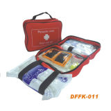 Outdoor Emergency First Aid Kit Suit with Many Contents (DFFK-011)