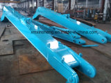 Standard Boom & Arm 18m High Extension Kobelco Sk260 Excavator Long Reach Boom with 0.5cbm Bucket