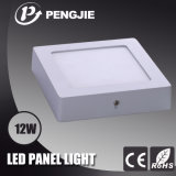New Product Modern Design 12W LED Panel Light for Indoor