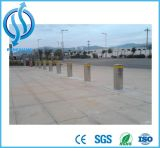 Control System Hydraulic Stainless Steel Automatic Road Rising Bollard