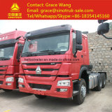 Design for Africa Sinotruk HOWO A7 336HP Tractor Truck Tractor Head for Sale