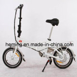 Folding Electric Bikes with 16 Inch Aluminum Frame