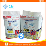 Underpad for Hospital Use, Disposable Underpad
