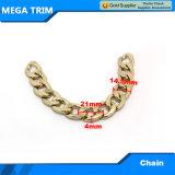 Fashion Electroplating Metal Iron Chain