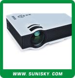 Cheap Mini LCD Projector