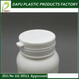 150ml White Capsule Pharmaceutical PE Plastic Container