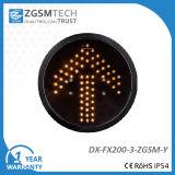 200mm Yellow Arrow LED Traffic Light Signal