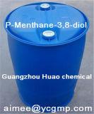 Natural Flavor & Fragrance P-Menthane-3, 8-Diol (CAS: 42822-86-6)