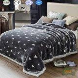 Raschel Fleece Thick Winter Bedding Blanket