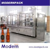 New Technology Automatic Glass Bottle Beer Filling Machine 3in1	with Good Price