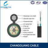 Gyxtc8s Outdoor Fiber Cable China Manufacturer Price Per Meter Fiber Optic Cable Figure 8 Self Supporting Multi Core Optical Fiber Cable
