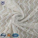 Metallic Nylon/Spandex High Elastane Jacquard Fabric