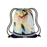 Outdoor Swimming Waterproof Double Shoulder Drawstring Bag
