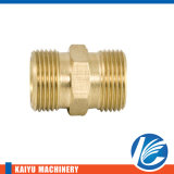 Brass Fitting Male Thread Hex Nipple