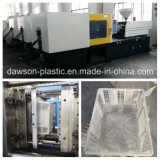 Automatic Plastic Trays Baskets Injection Molding Machine Servo Motor