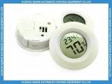Packaging Colorful Circular Digital Temperature Humidity Thermometer