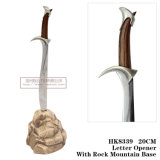 Lord of The Ring Orcrist Letter Opener Knight Swords 22cm HK8339