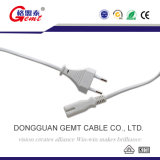 Top Quality European 2pins Cord for Professional Marchine