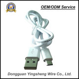USB-Micro Data Charging Cable for Telephone